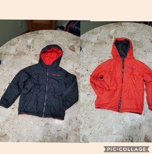 Reversible Nautica Boys Size 4 Jacket